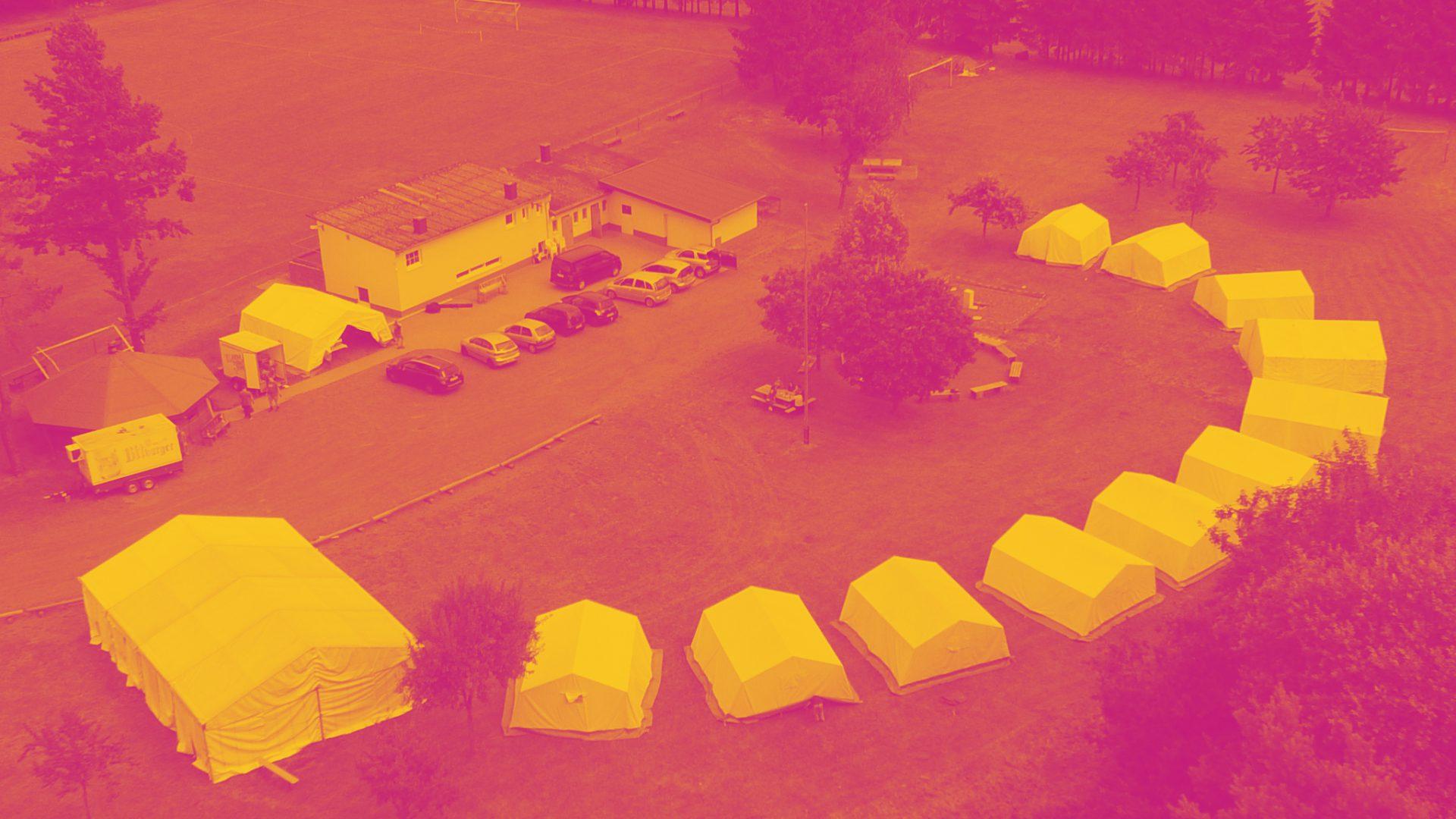 Zirkusprojekt und Zeltlager