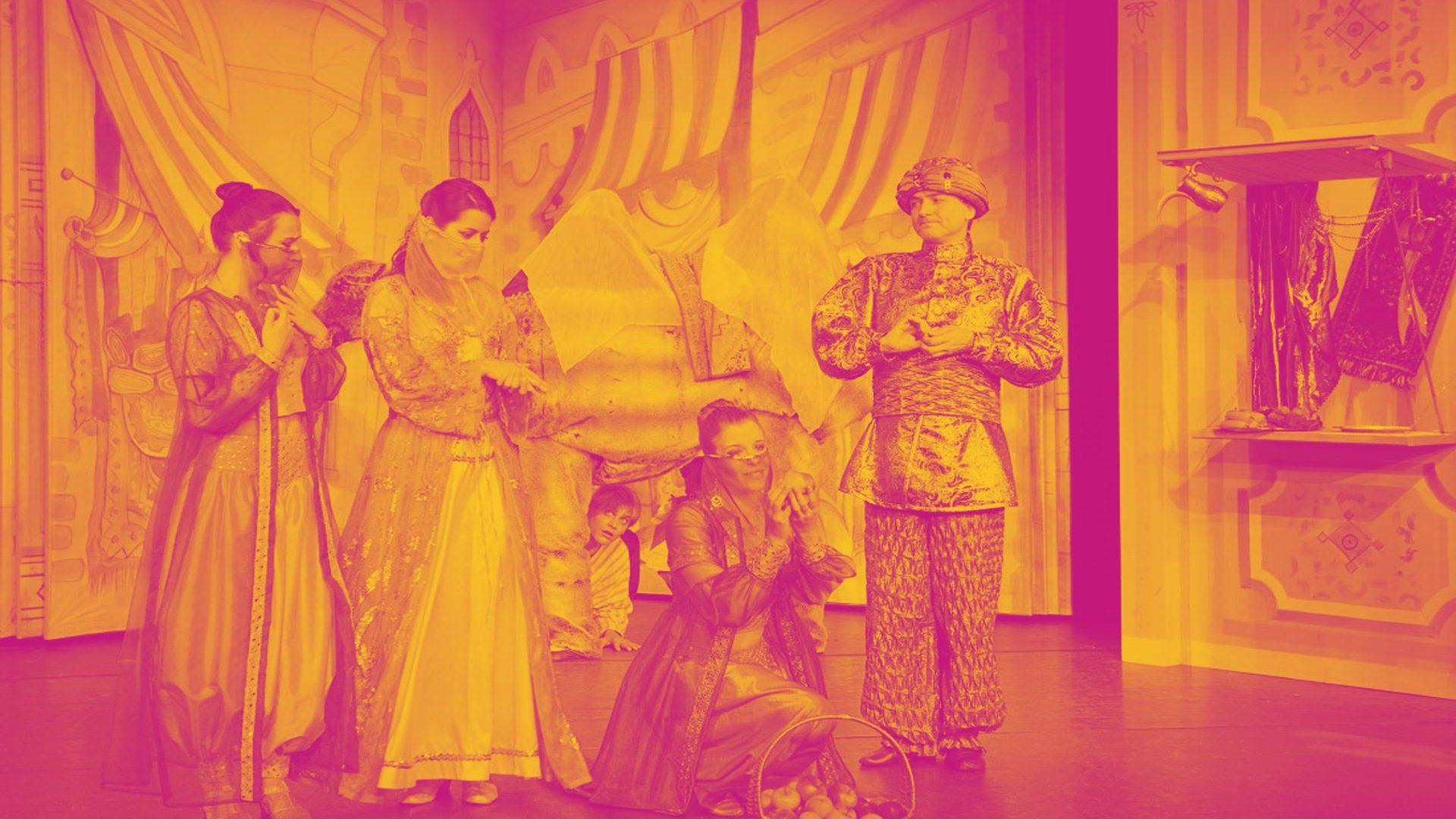 Märchentheater im Haus der Jugend